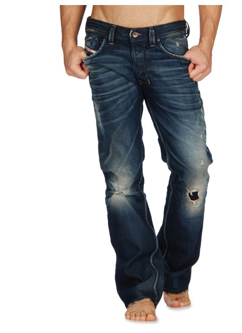 Génération Jeans : un magnifique jean Diesel (un Larkee) à moins … 70 % !