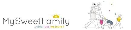 My Sweet Family et ses accessoires pour poussette