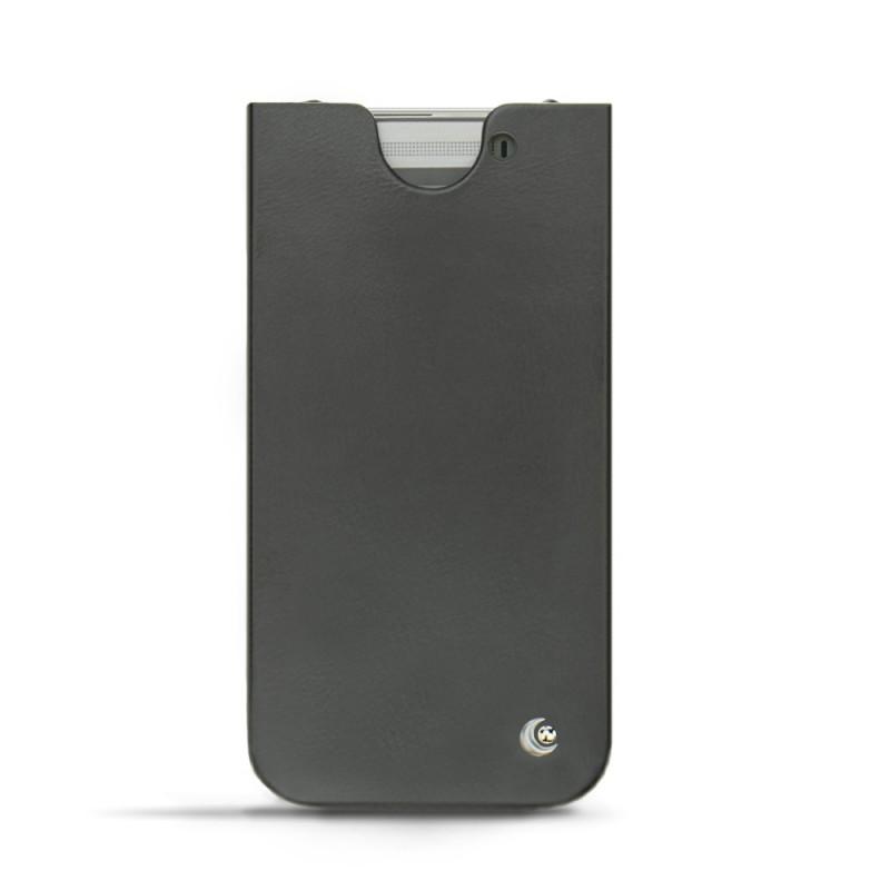 Simple et soigné, cet etui cuir HTC One M8