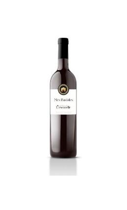 Un vin rouge de Provence de l'Escarelle