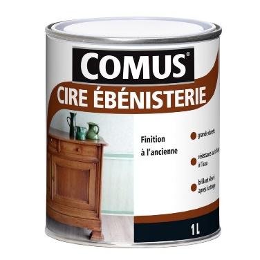 Districolor c'est aussi de la peinture pour meuble… Cire incluse !