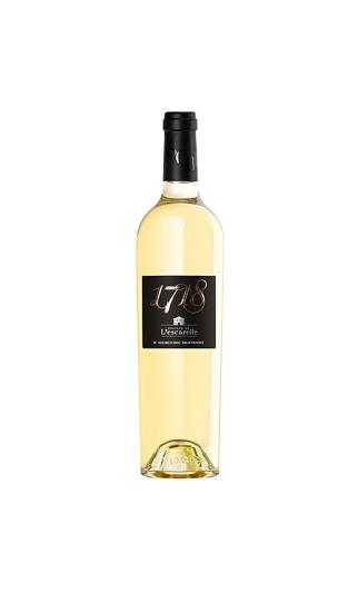 escarelle cuvée 1718 : un vin d'exception