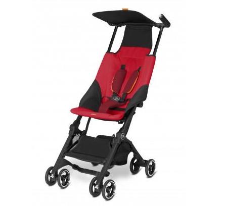 Une poussette Goodbaby qui promet confort et sécurité pour votre bébé