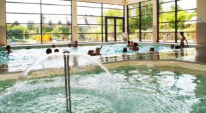 Camping de Bretagne avec piscine couverte